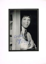 Cliff Richard Autograph Signed Photo